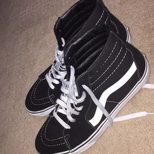 Never wear them.